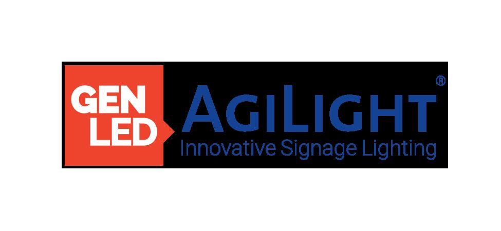 Agilight_GenLed_Signage Logo